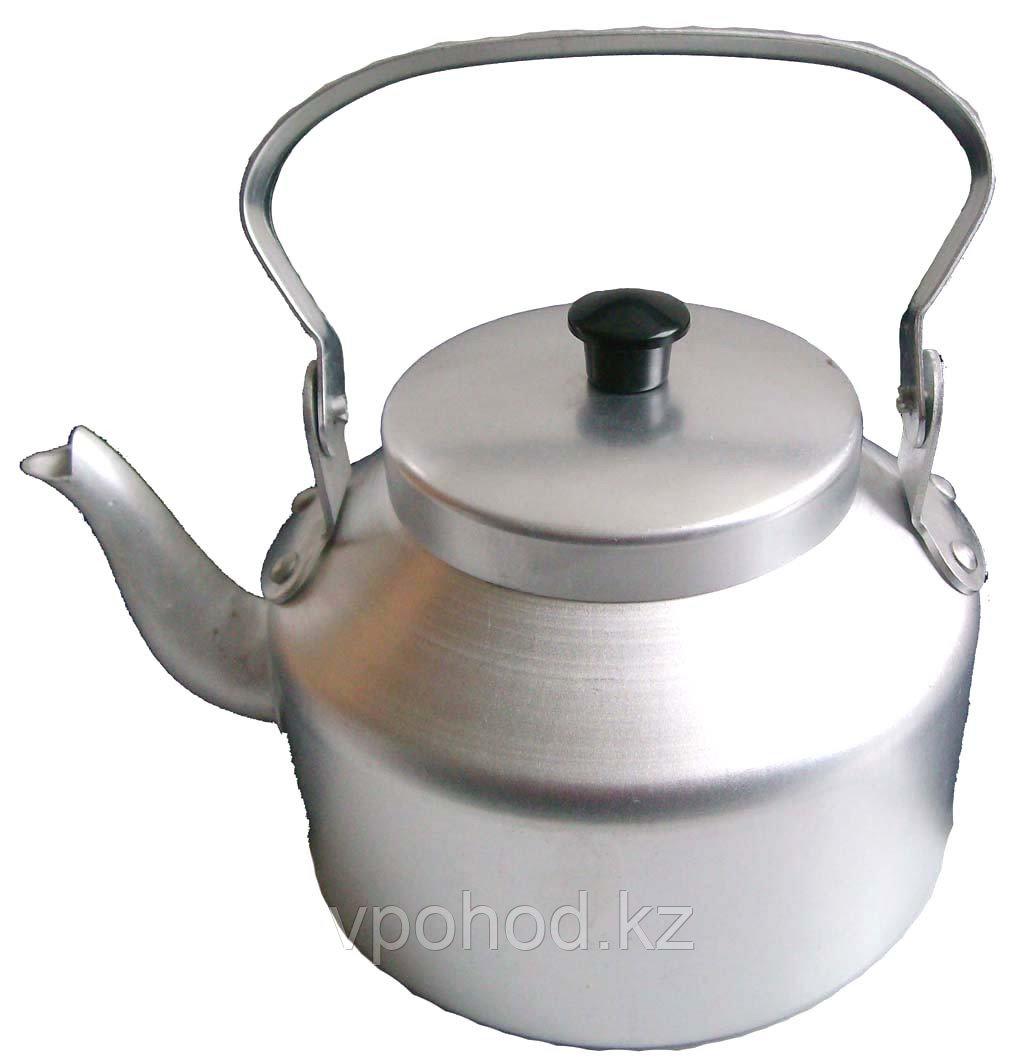 Чайник походный алюминиевый 14см