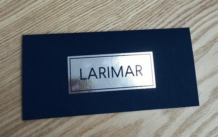 Подарочный сертификат «Larimar» на 5000 тенге - фото 2
