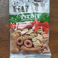 Лак-во ТитБит Печенье Вкусный правздик для собак ( Новогодняя колекция ) 130г