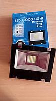 Прожектор уличный, светодиодный, квадратный, LED, 30 W, IP65