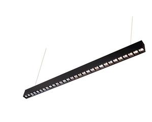 Светильник подвесной LED EPSILON 42W 4000K BLACK 114см