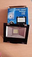 Прожектор уличный, светодиодный, квадратный, LED, 20 W, IP65