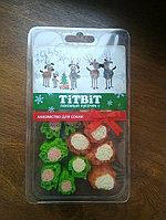 Лак-во ТитБит Суши мясные для собак Филадельфия ( Новогодняя колекция) 85 г