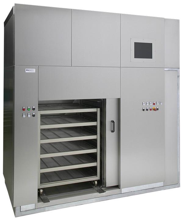 Стерилизаторы на основе перегретого воздуха для чистых комнат
