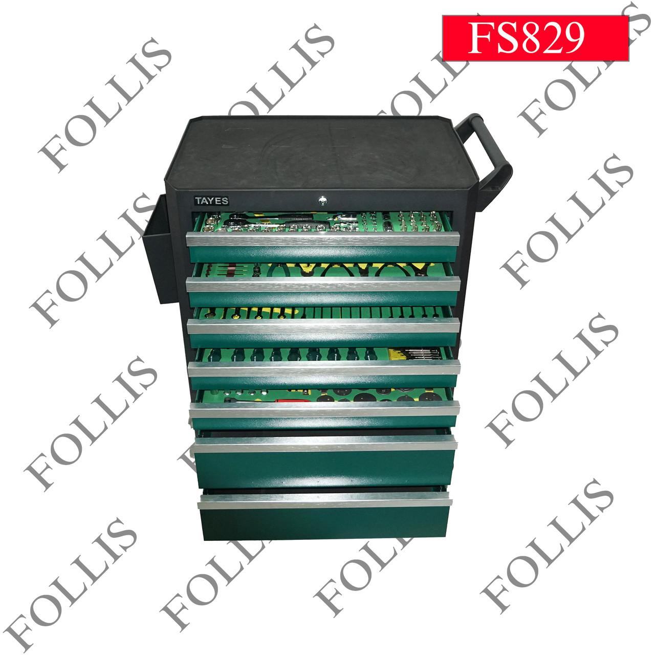Инструмент ящик зеленый 040