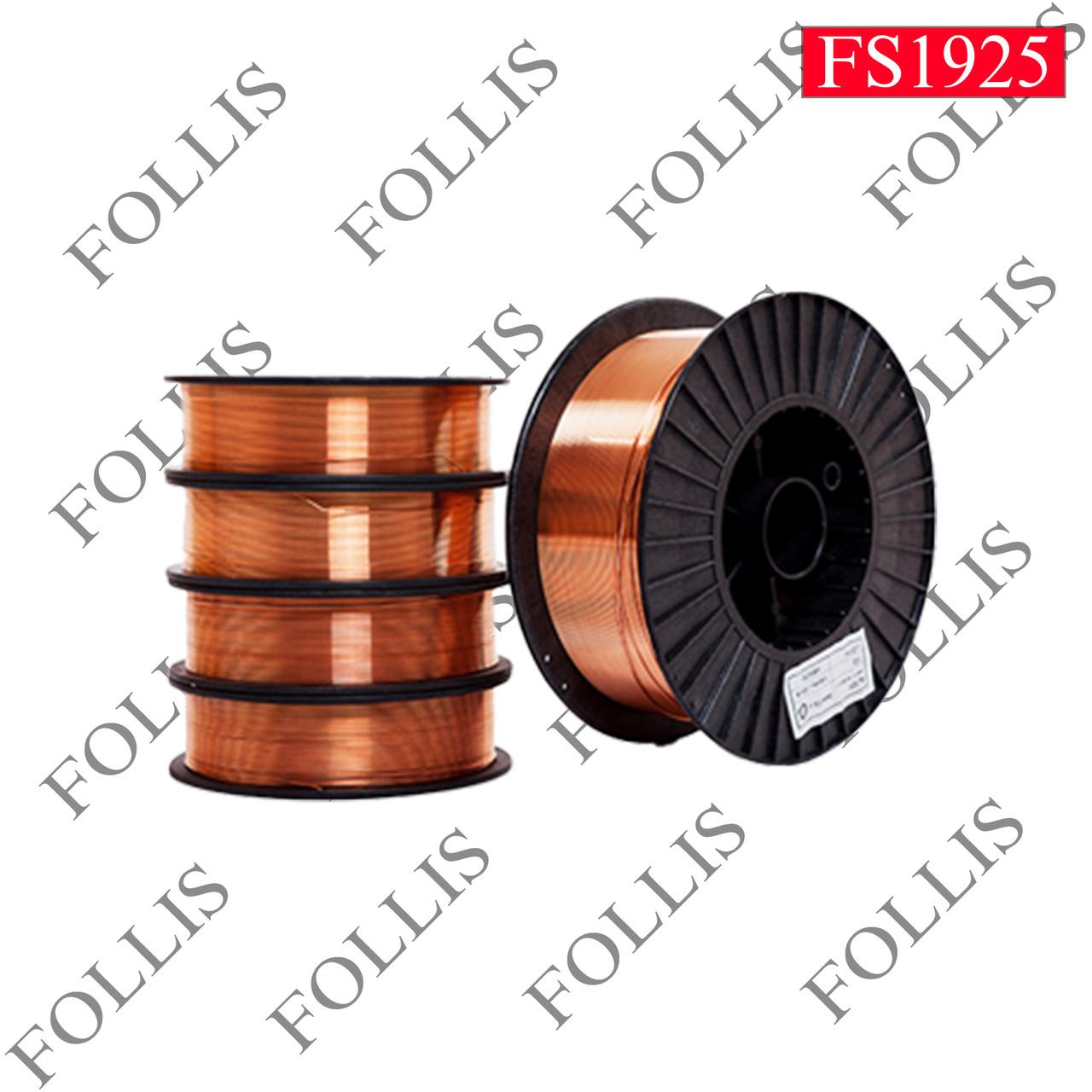 Проволока сварочная ф=1,2мм ГОСТ-2246-70, марка стали-СВ-08Г2с