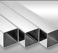 Труба из нержавеющей стали AISI 201 и AISI304 квадратная и прямоугольная 30*15*1.0