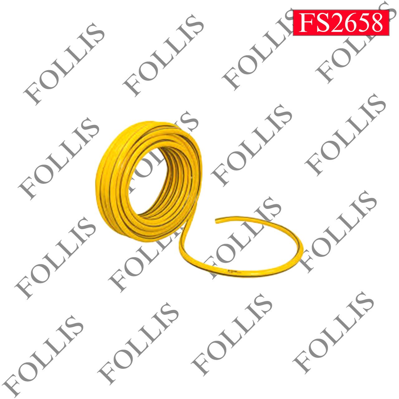 Шланг жёлтий 15 метр