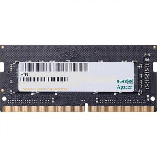 Модуль памяти для ноутбука, Apacer, ES.08G2T.GFH, DDR4, 8 GB, SO-DIMM 2400MHz, CL17