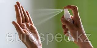 Антисептик для рук антимикробный, 50 мл 70% спирт