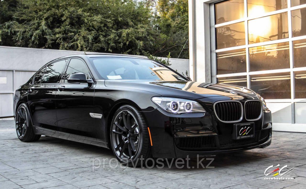 Переходные рамки на 2009-2012 BMW 7 series F01 use ZKW AFS bracket