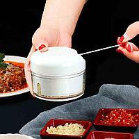 Мини ручной блендер-измельчитель Mini food chopper