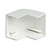 Угол внешний, РУВИНИЛ, УВШ-40х16, для РКК-40х16, Белый, (20 штук в пакете)
