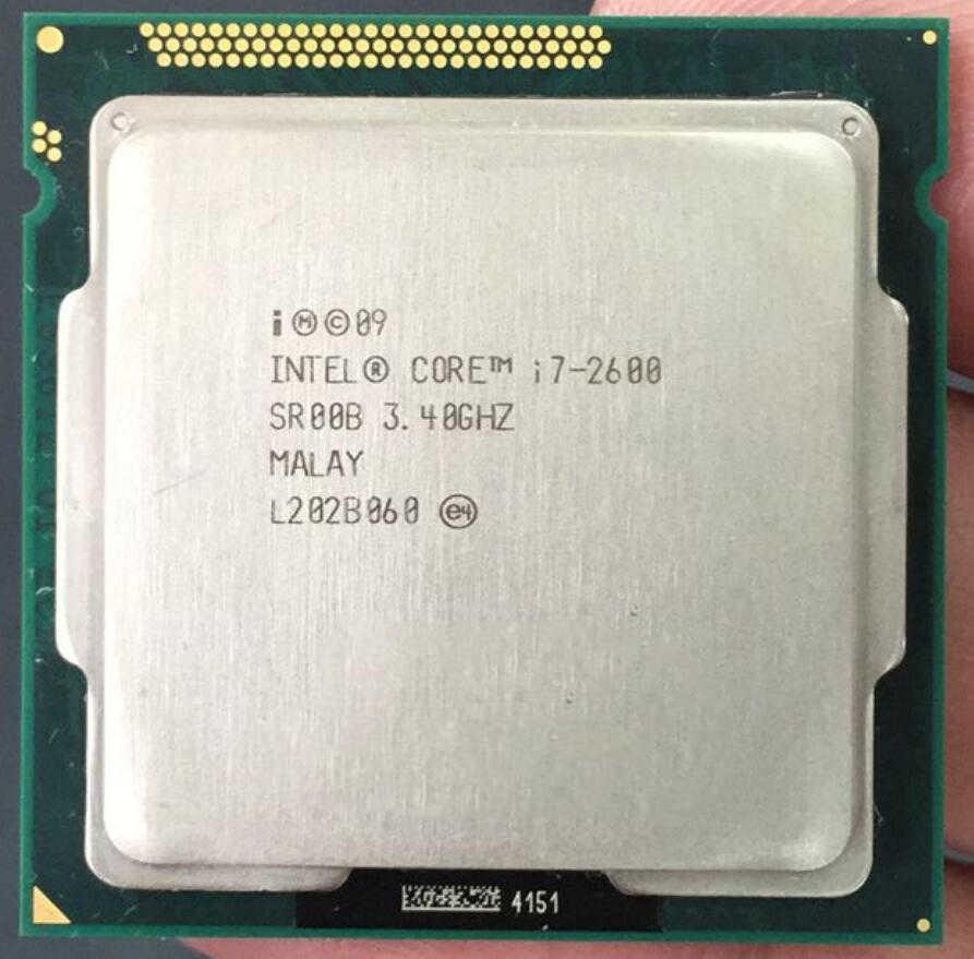 Процессор Intel 1155 i7-2600 8M, 3.40GHz