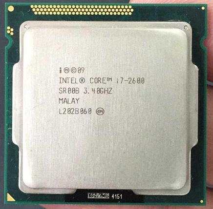 Процессор Intel 1155 i7-2600 8M, 3.40GHz, фото 2