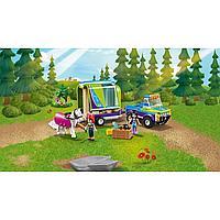 LEGO Friends  41371  Трейлер для лошадки Мии, конструктор ЛЕГО