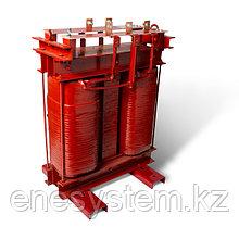 Трехфазный-однофазный изолирующий трансформатор серии TTKX
