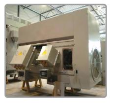 Высоковольтный силовой двигатель VEM, общепромышленное применение (трехфазные), 0,06 - 500 кВт