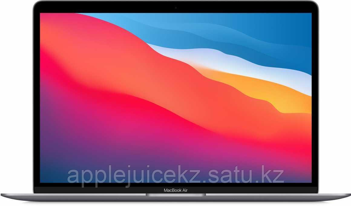 Apple MacBook Air (M1, 2020) 8 ГБ, 256 ГБ SSD, серебристый