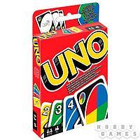 Настольная игра:Уно арт. W2087 (Новое издание.рус), база W2087