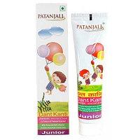 Зубная паста для детей 100 гр Patanjali Индия