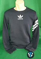 Кофта Adidas черная, фото 1