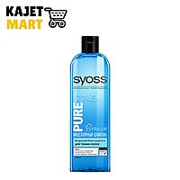 Syoss Shampoo 500ml PURE Bounce