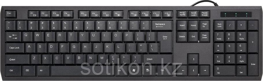 Клавиатура проводная Defender OfficeMate SM-820 RU, фото 2