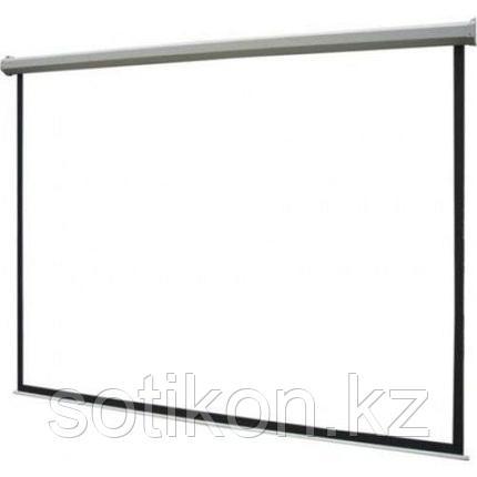 "Экран настенный Mr.Pixel 96"" X 96"" (2.44 X 2.44), фото 2"