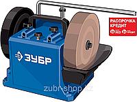ЗУБР ППС-200 шлифовально-полировальный станок, d 200 мм, 160 Вт