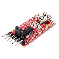 Преобразователь USB-UART TTL на FTDI FT232RL