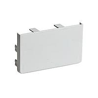 Заглушка, РУВИНИЛ, ЗГЛ-80х60, для РКК-80х60 и 80х40, Белый, (4 штуки в пакете)