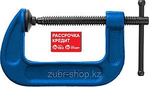 ПСС-80 струбцина тип G 75 мм, ЗУБР