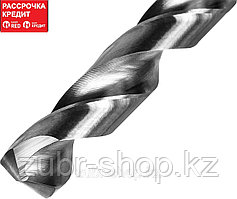 ЗУБР ПРОФ-А 3.3х65мм, Сверло по металлу, сталь Р6М5, класс А