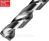 ЗУБР ПРОФ-А 2.8х61мм, Сверло по металлу, сталь Р6М5, класс А