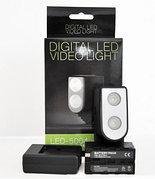 Накамерный прожектор LED 5004 + аккум. + зарядка