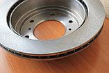 Тормозной диск задний MITSUBISHI PAJERO 4 V93W, фото 3