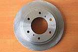 Тормозной диск задний MITSUBISHI PAJERO 4 V93W, фото 2