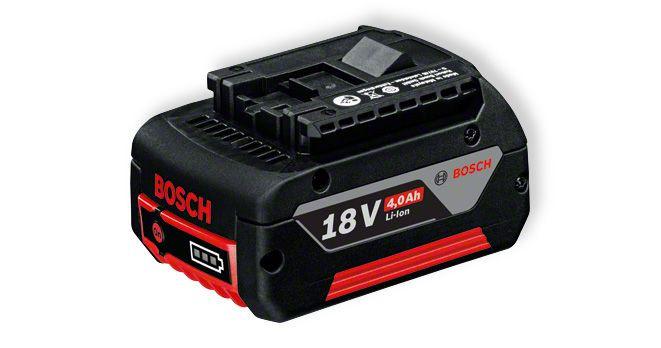Аккумулятор GBA 18 В 4,0 А*ч M-C Professional