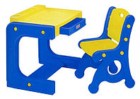 Парта со стулом HN-904 Haenim toys, фото 1