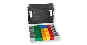 Контейнеры для хранения мелких деталей L-BOXX 102 inset box set 13 pcs Professional
