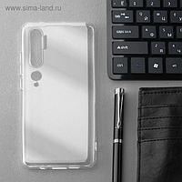 Чехол Innovation, для Xiaomi Mi Note 10/CC9 Pro, силиконовый, прозрачный