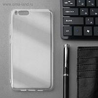 Чехол Innovation, для Xiaomi Mi Note 3, силиконовый, прозрачный