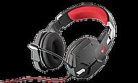 Наушники гарнитура игровая Trust GXT 322 DYNAMIC HEADSET черный
