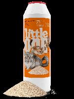 Little One корм для шиншилл содержит полный комплекс белков, жиров, углеводов, минеральных веществ и витаминов