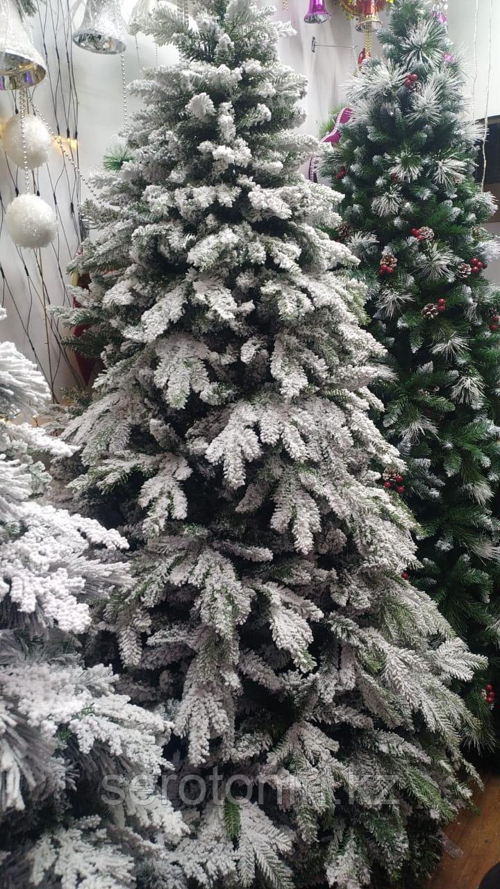 Снежная  Ёлка  Гелевая 1.5 м