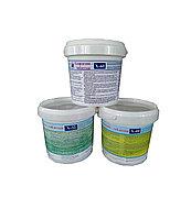 Хлордезин, таблетки марки Х-56 (содержание активного хлора 56 ±2%), 300 таб, вес таб 2,7 г
