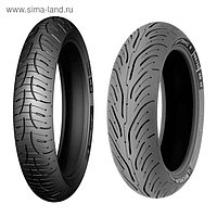 Мотошина Michelin Pilot Road 3 110/70 R17 54W TL Front Спорт-турист