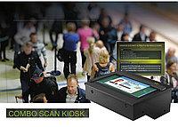 СКАНЕР ДОКУМЕНТОВ. Combo Scan Kiosk - Ультра компактный сканер для интеграции с терминалами