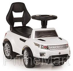Машинка-каталка Happy Baby Jeeppy White
